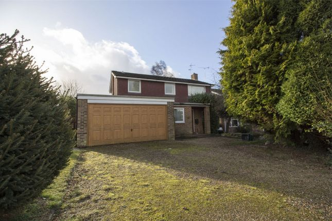 Thumbnail Detached house for sale in Pool Road, Hartley Wintney, Hook