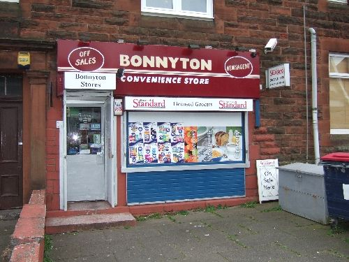 Thumbnail Retail premises for sale in Kilmarnock, Ayrshire