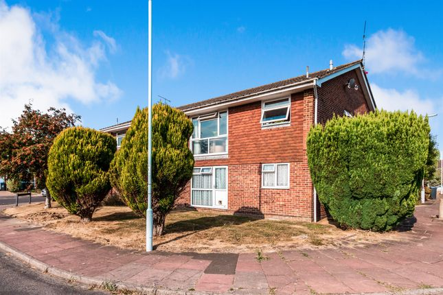 Thumbnail Flat for sale in Vancouver Close, Worthing