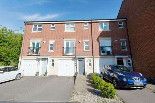 3 bed terraced house for sale in Davies Close, Market Harborough, Leicestershire LE16