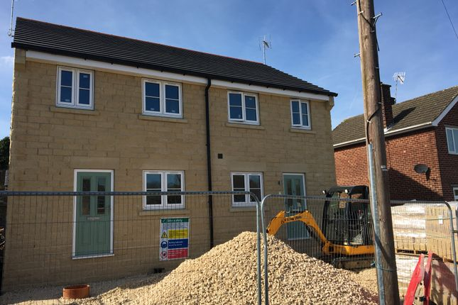 Thumbnail Semi-detached house for sale in Adlington Avenue, Wingerworth, Chesterfield