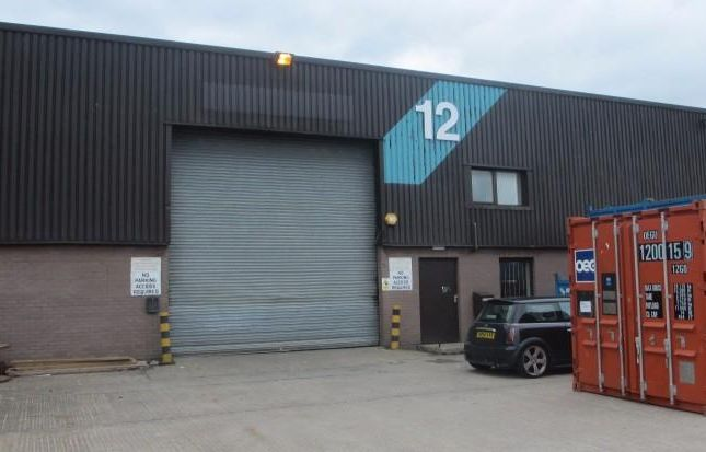 Thumbnail Light industrial to let in Unit 12, Ashley Group Base, Pitmedden Road, Aberdeen, Aberdeenshire
