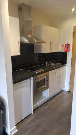Thumbnail Flat to rent in St. James Row, Sheffield