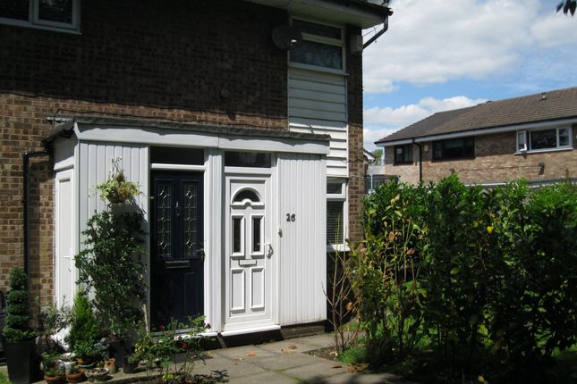 Thumbnail Flat to rent in Evesham Walk, Middleton, Manchester