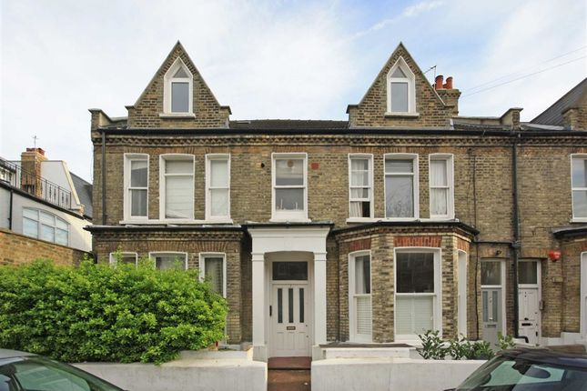Thumbnail Flat to rent in Lysias Road, London