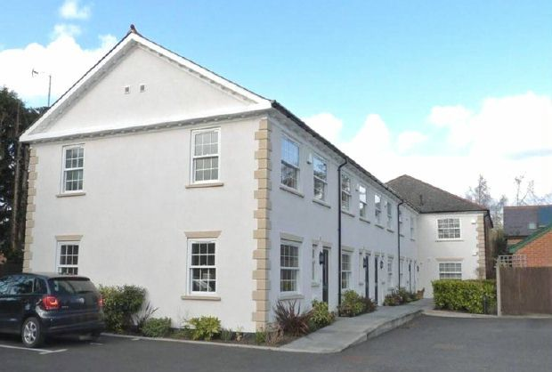 Thumbnail Flat for sale in Private Garden. Edwards Mews, Ascot, Berkshire