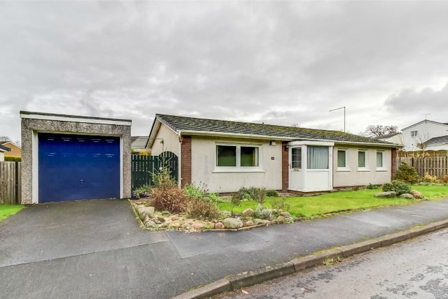 Thumbnail Detached bungalow for sale in 25 Harrot Hill, Cockermouth, Cumbria