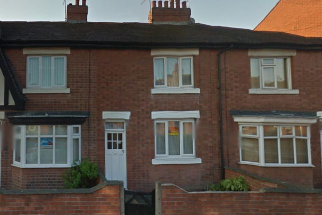 Thumbnail Terraced house to rent in Broughton St, Beeston, Nottingham