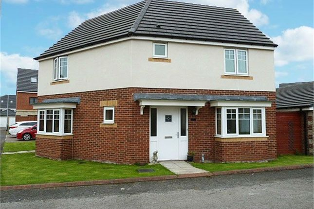 Thumbnail Detached house for sale in Hadrian Drive, Blaydon-On-Tyne, Tyne And Wear