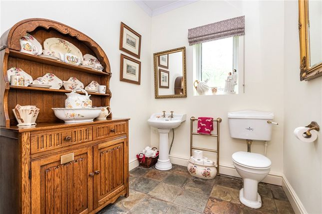 Downstairs WC of York Road, Batley, West Yorkshire WF17