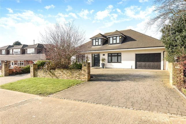 Thumbnail Bungalow for sale in Highfield Drive, Ickenham, Middlesex