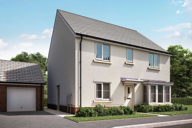 "4 bedroom detached house for sale in ""The Pembroke"" at Butt Lane, Thornbury, Bristol"