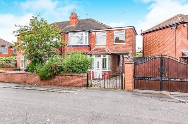Thumbnail Semi-detached house for sale in Clifton Crescent, Wheatley Hills, Doncaster