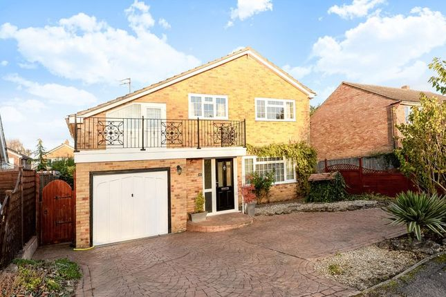 4 bed detached house for sale in Masefield Crescent, Abingdon