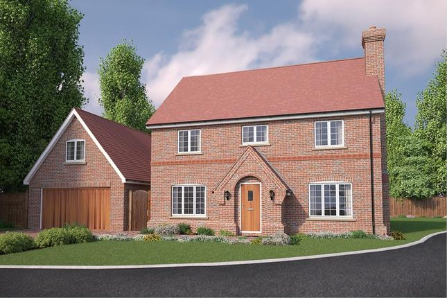 Thumbnail Property for sale in Plot 27 - The Northall, Chilterns Edge, Pitstone
