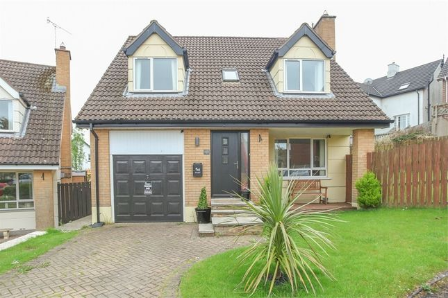 Thumbnail Detached house for sale in The Brackens, Newtownabbey, County Antrim