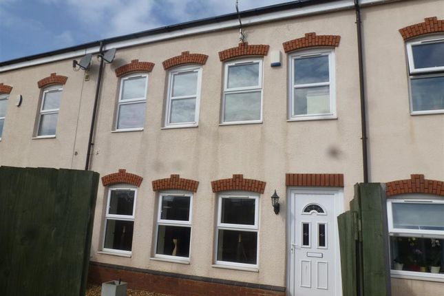 Thumbnail Terraced house for sale in Redwell Road, Wellingborough