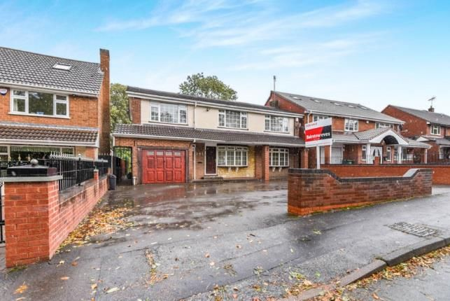 Thumbnail Detached house for sale in Birmingham Road, Walsall, West Midlands
