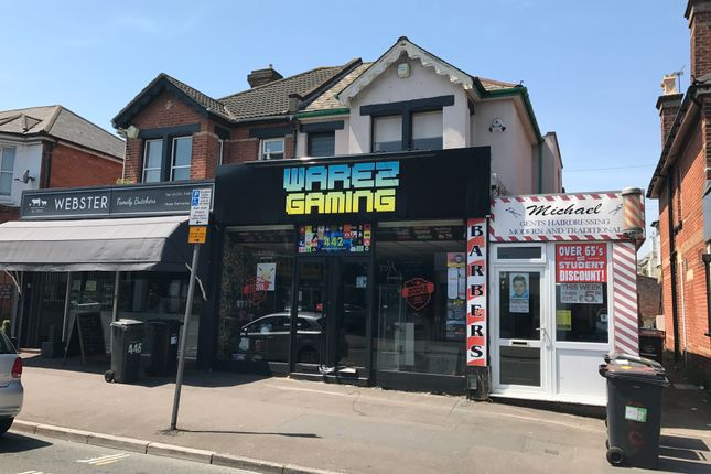 Thumbnail Retail premises to let in 442 Wimborne Road, Winton, Bournemouth