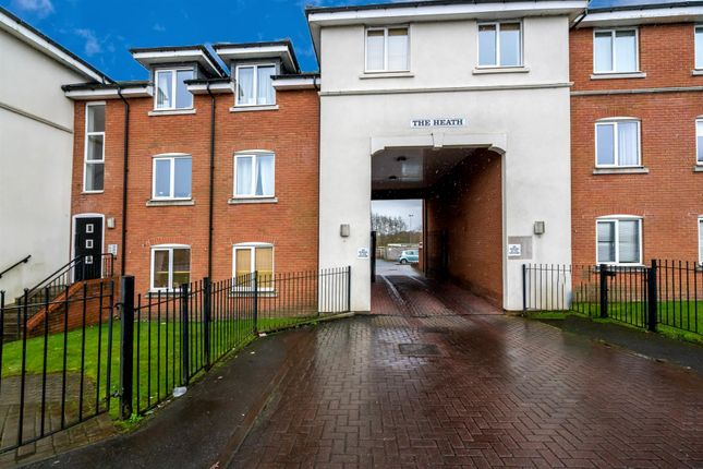 Thumbnail Flat for sale in Cannock Road, Heath Hayes, Cannock