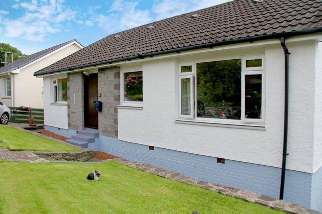 Thumbnail Detached bungalow for sale in Fernoch Park, Lochgilphead