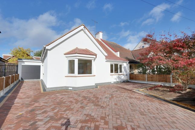 Thumbnail Semi-detached bungalow for sale in Eaton Road, Leigh-On-Sea