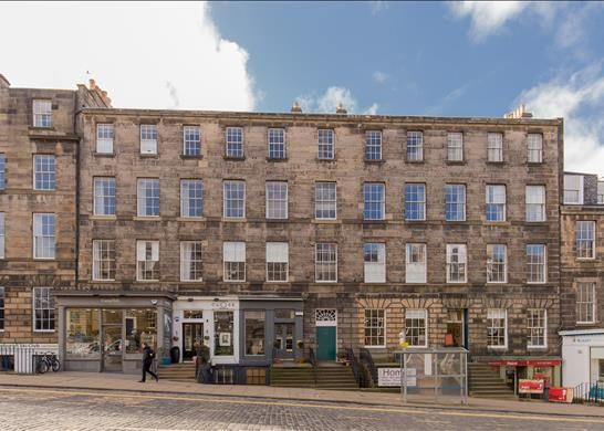 Thumbnail Flat for sale in Howe Street, Edinburgh