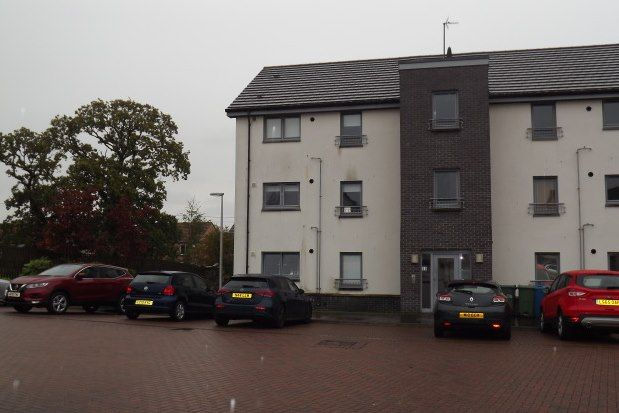 Thumbnail Flat to rent in Crookston Court, Larbert