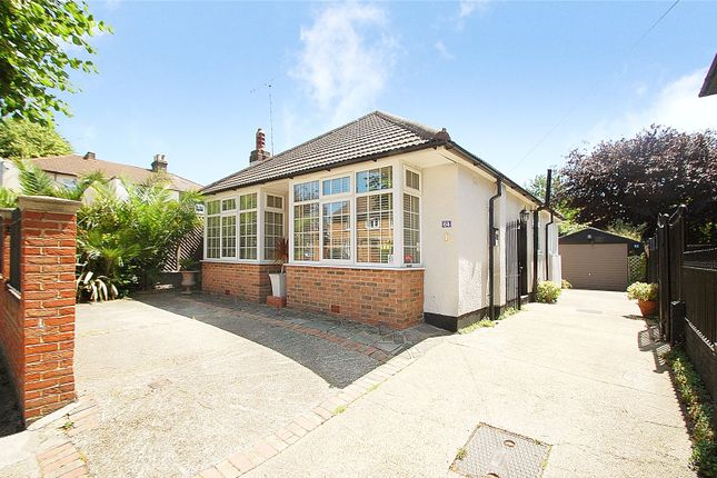 Thumbnail Bungalow for sale in Claremont Road, Hornchurch