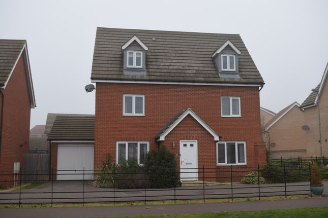 Thumbnail Detached house to rent in Sterling Way, Cambourne