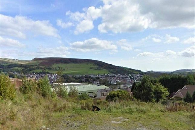 Thumbnail Land for sale in 143 - 148 Cwrt Coed Parc, Maesteg, .
