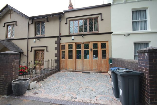 Thumbnail Town house to rent in Ryland Road, Edgbaston