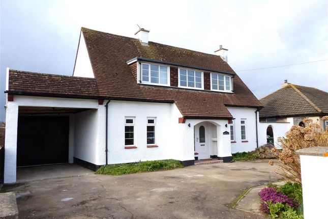Thumbnail Detached house for sale in Venta View, 5 Hendrick Drive, Chepstow