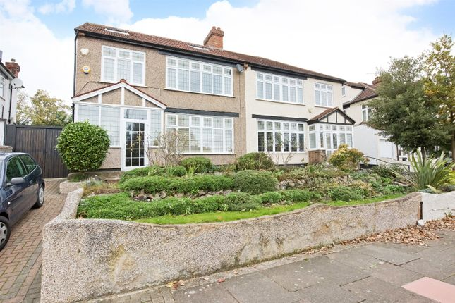 Thumbnail Semi-detached house for sale in Woodbastwick Road, Sydenham