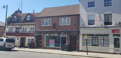 Thumbnail Retail premises to let in 56 Northbrook Street, Newbury, Berkshire