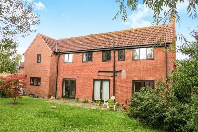 Thumbnail Detached house for sale in Westminster Lane, Bourne