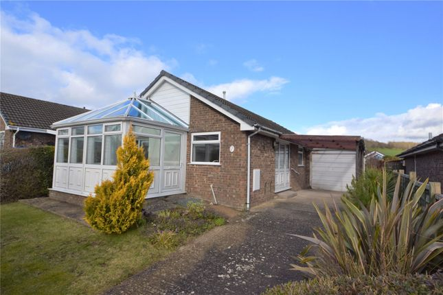 Thumbnail Bungalow for sale in Poplar Road, Newtown, Powys