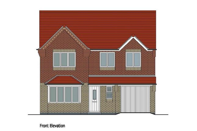 Thumbnail Detached house for sale in Westbury Gardens, Off Lortas Road, Basford, Nottingham
