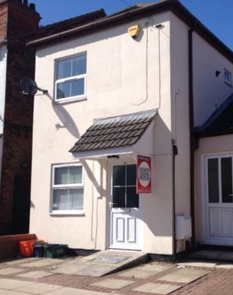 Thumbnail Semi-detached house to rent in 2A West Street, Cleethorpes