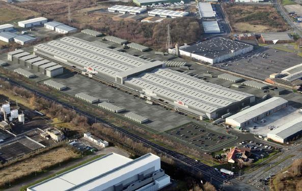 Light industrial to let in Titan, East Lancashire Road, Knowsley, Liverpool, Merseyside