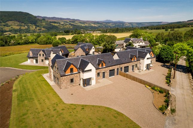 Thumbnail Link-detached house for sale in The Craigellachie, Pitilie View, Aberfeldy