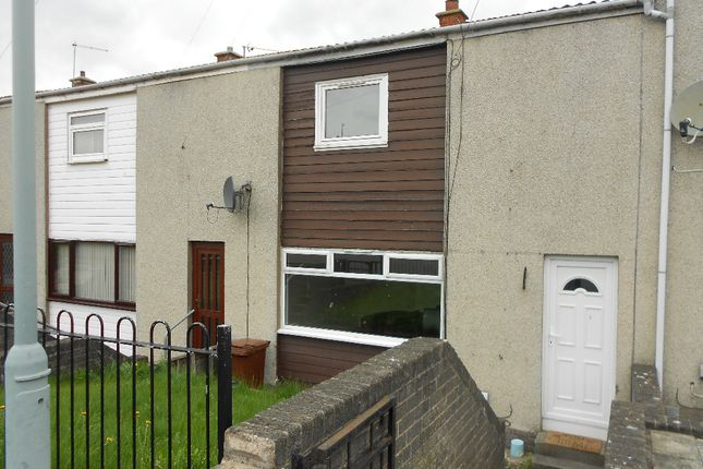 Thumbnail Terraced house to rent in Cherry Lane, Mayfield, Midlothian
