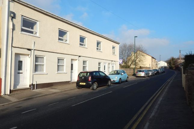 Thumbnail Flat to rent in Flat 3, Everlina House, Queen Street, Nantyglo
