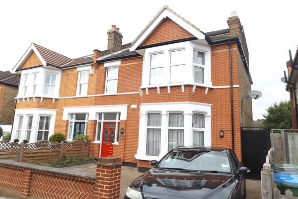 Thumbnail Semi-detached house for sale in Greenvale Road, Eltham