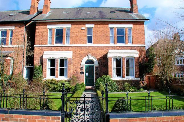 Thumbnail Detached house for sale in Cropwell Road, Radcliffe-On-Trent, Nottingham