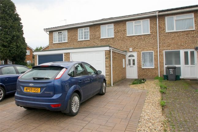 3 bed terraced house for sale in Aymer Drive, Staines, Surrey