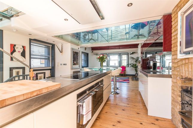 Thumbnail Flat to rent in Great Russell Street, London