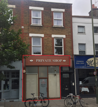 Thumbnail Retail premises for sale in 111 Kew Road, Richmond