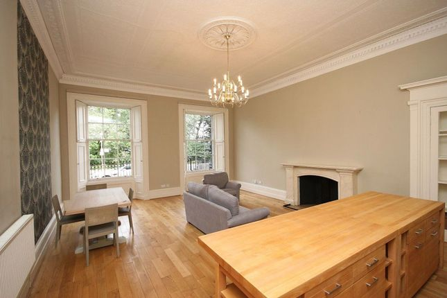 Thumbnail Flat to rent in Carlton Terrace, New Town, Edinburgh