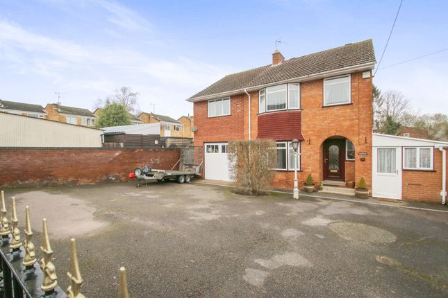 Thumbnail Detached house for sale in Vera Street, Taunton